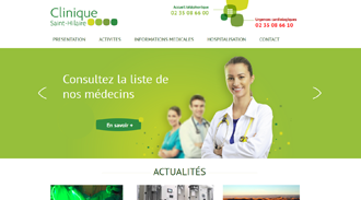 Clinique Saint Hilaire